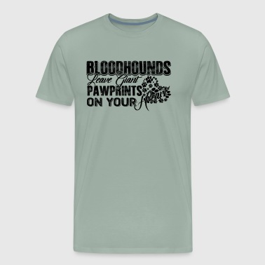 Bloodhound Shirt - Men's Premium T-Shirt