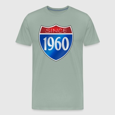 Since 1960 - Men's Premium T-Shirt