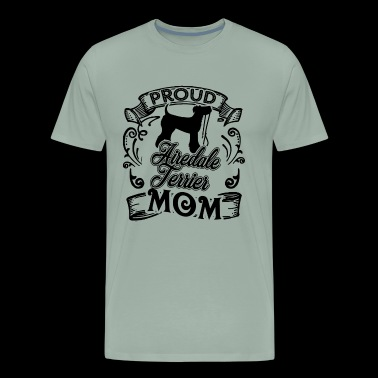Airedale Terrier Mom Shirt - Men's Premium T-Shirt