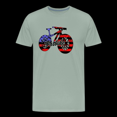 Fat Bike Shirt - Fat Bike T shirt - Men's Premium T-Shirt