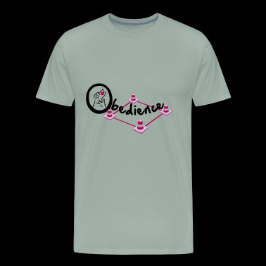 Obedience - Men's Premium T-Shirt