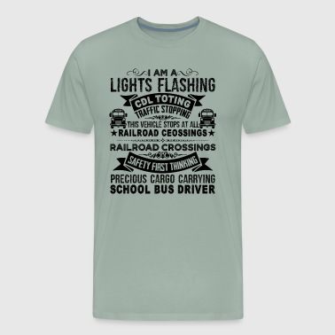 School Bus Driver Shirt - Men's Premium T-Shirt