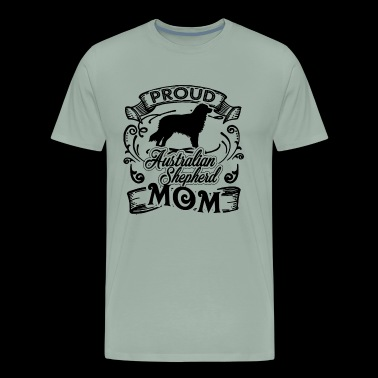 Australian Shepherd Mom Shirt - Men's Premium T-Shirt