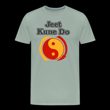 Jeet Kune Do - Men's Premium T-Shirt