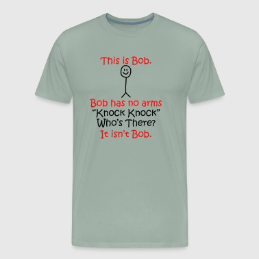 This Is Bob Funny T shirt - Men's Premium T-Shirt