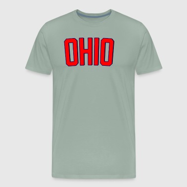 FOR THE LOVE OF OHIO! - Men's Premium T-Shirt