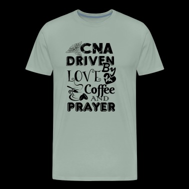 CNA Shirt - CNA Driven Love T shirt - Men's Premium T-Shirt