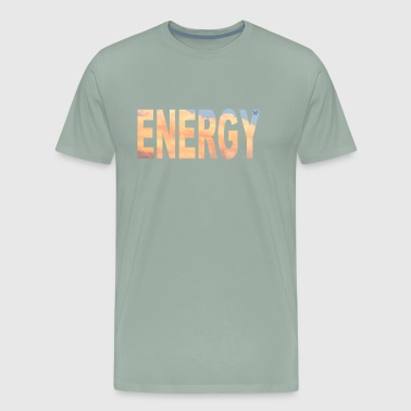 Energy - Men's Premium T-Shirt