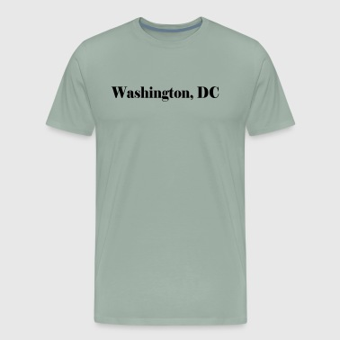 Washington, DC - Men's Premium T-Shirt