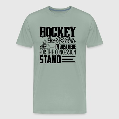 Hockey Sister Shirt - Men's Premium T-Shirt