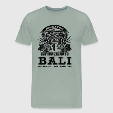 Go To Bali shirt - Men's Premium T-Shirt
