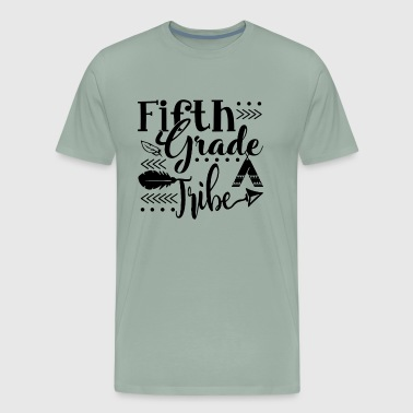 5th Grade Teacher Tribe Shirt - Men's Premium T-Shirt
