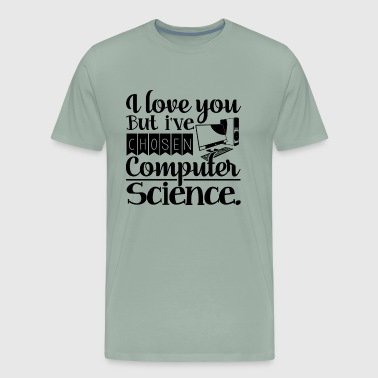 Chosen Computer Science Shirt - Men's Premium T-Shirt