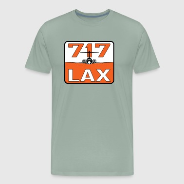 LAX 717 - Men's Premium T-Shirt