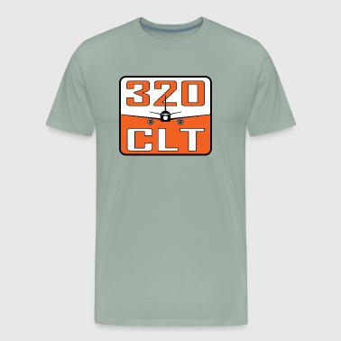CLT 320 - Men's Premium T-Shirt