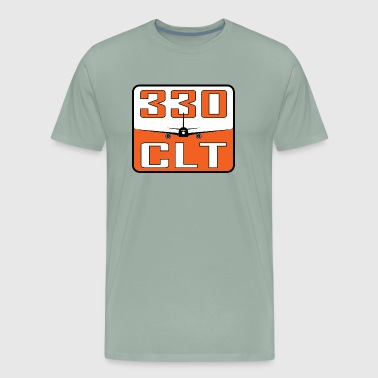 CLT 330 - Men's Premium T-Shirt