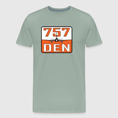 DEN 757 - Men's Premium T-Shirt