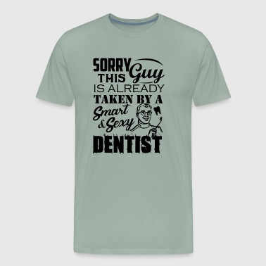 Dentist Smart And Sexy Shirt - Men's Premium T-Shirt