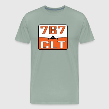 CLT 767 - Men's Premium T-Shirt