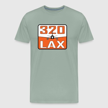LAX 320 - Men's Premium T-Shirt