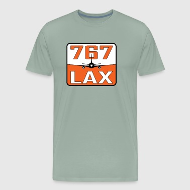 LAX 767 - Men's Premium T-Shirt