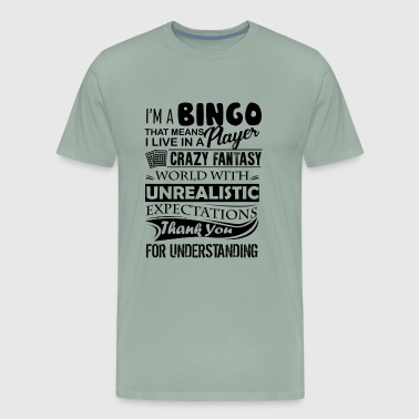 Bingo World Shirt - Men's Premium T-Shirt