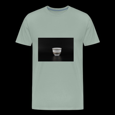 Arabic coffee cup - Men's Premium T-Shirt