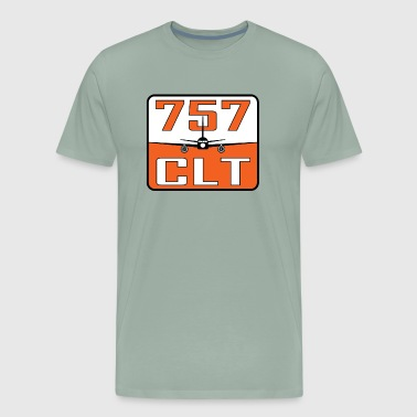 CLT 757 - Men's Premium T-Shirt
