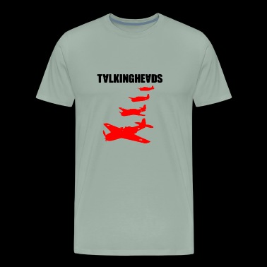 Talking Heads merch - Men's Premium T-Shirt