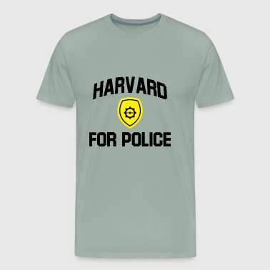 harvard police - Men's Premium T-Shirt
