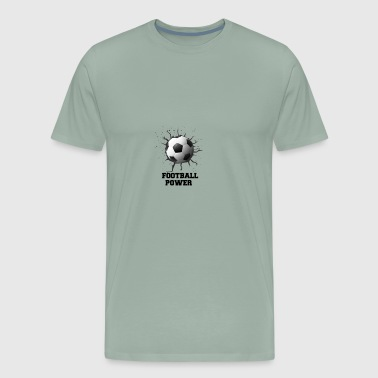 GIFT - FOOTBALL - Men's Premium T-Shirt