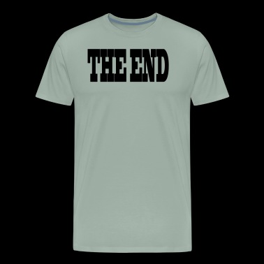 THE END - Men's Premium T-Shirt