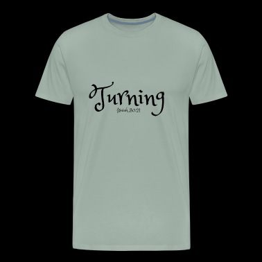 Turning - Men's Premium T-Shirt