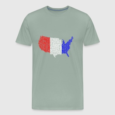 Usa Usa Usa - Men's Premium T-Shirt