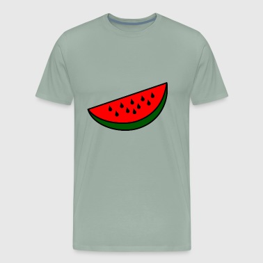 Cute Watermelon - Men's Premium T-Shirt