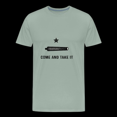 battle of gonzales - Men's Premium T-Shirt