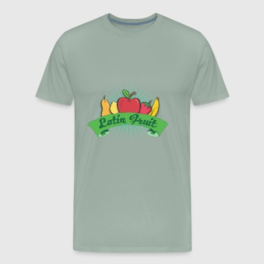 Latin Fruit - Men's Premium T-Shirt