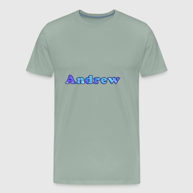 Andrew - Men's Premium T-Shirt