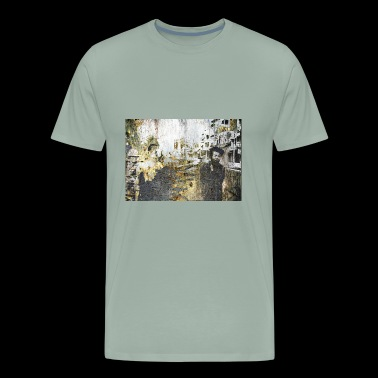 Execution of Viet Cong By Eddie Adams - Men's Premium T-Shirt