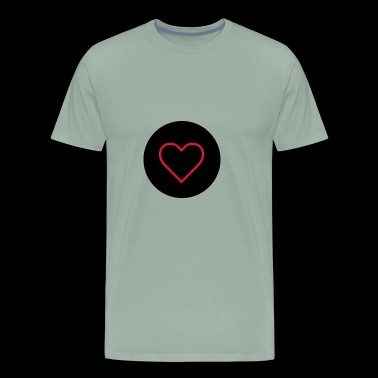 Break Heart - Men's Premium T-Shirt