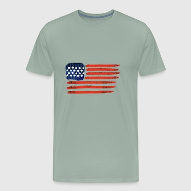 4th of July Special (Print Version) - Men's Premium T-Shirt