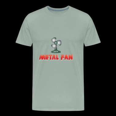 Heavy Metal Fan Funny Pun Gift - Men's Premium T-Shirt