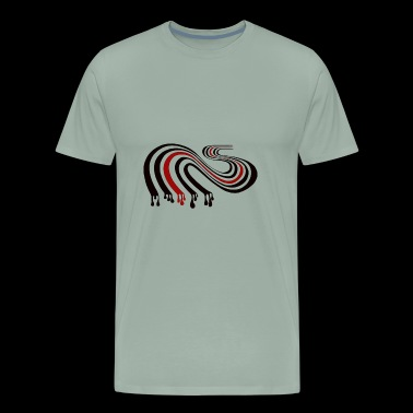 elliott smith - Men's Premium T-Shirt