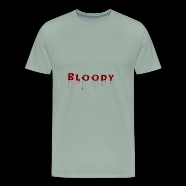 bloody - Men's Premium T-Shirt
