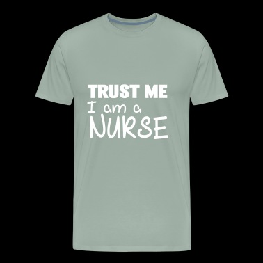 NURSE T Shirt - Men's Premium T-Shirt