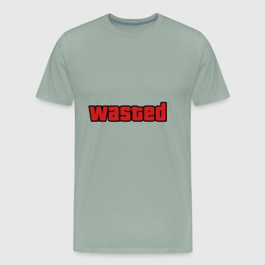 Wasted - Men's Premium T-Shirt