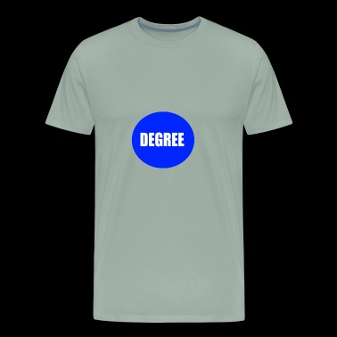 DEGREE - Men's Premium T-Shirt