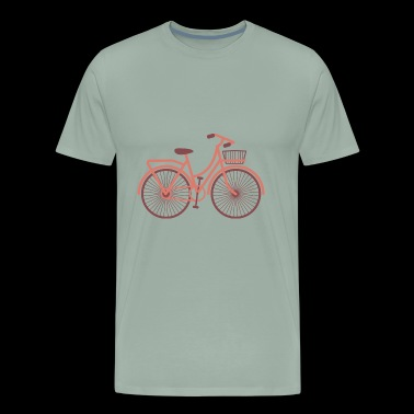 bike tee shirt - Men's Premium T-Shirt