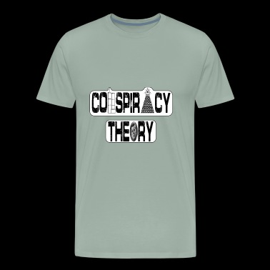 Conspiracy Theory #All-In-One - Men's Premium T-Shirt