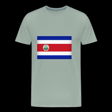 costa rica - Men's Premium T-Shirt